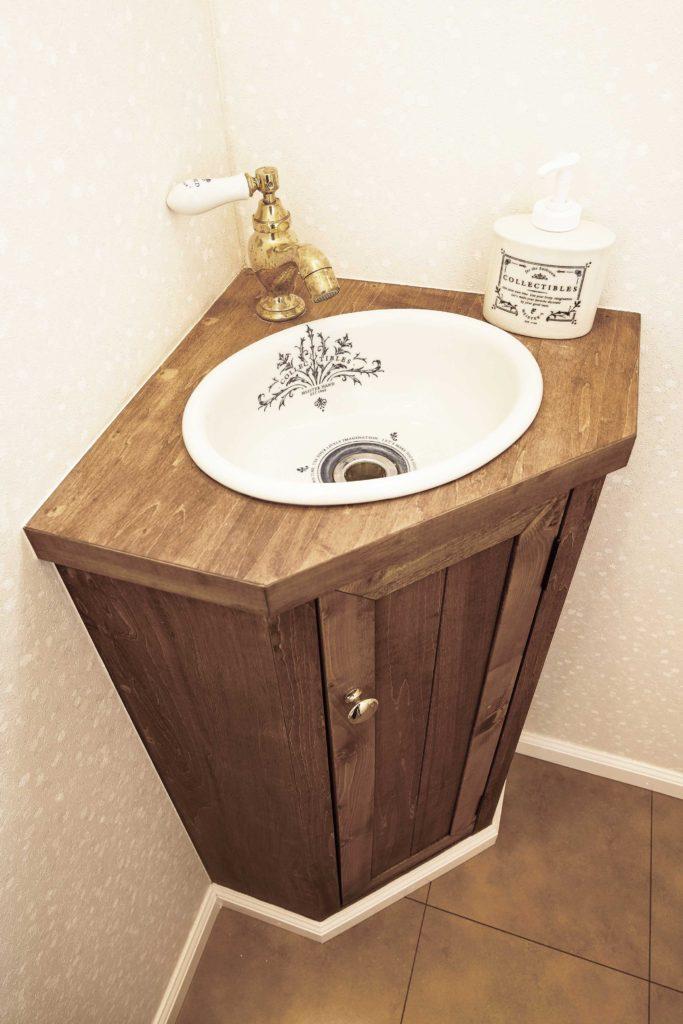 おしゃれな手洗い洗面台 手洗い洗面台