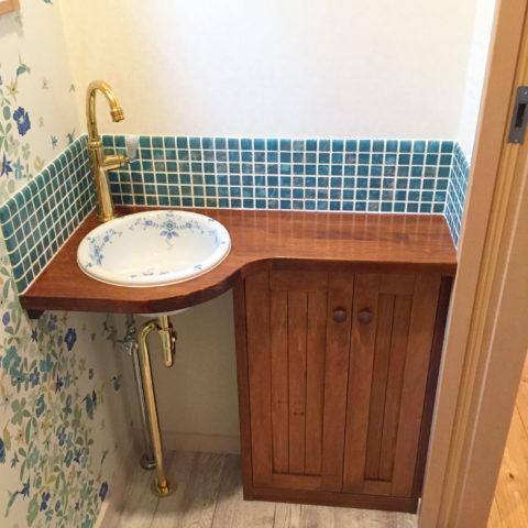 リフォーム ー トイレ ー